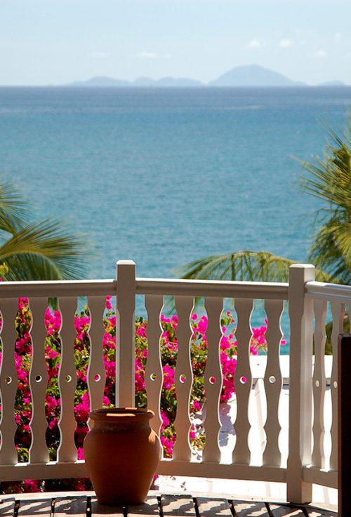 Auberge de la Vieille Tour Le Gosier en Guadeloupe au bord de la mer