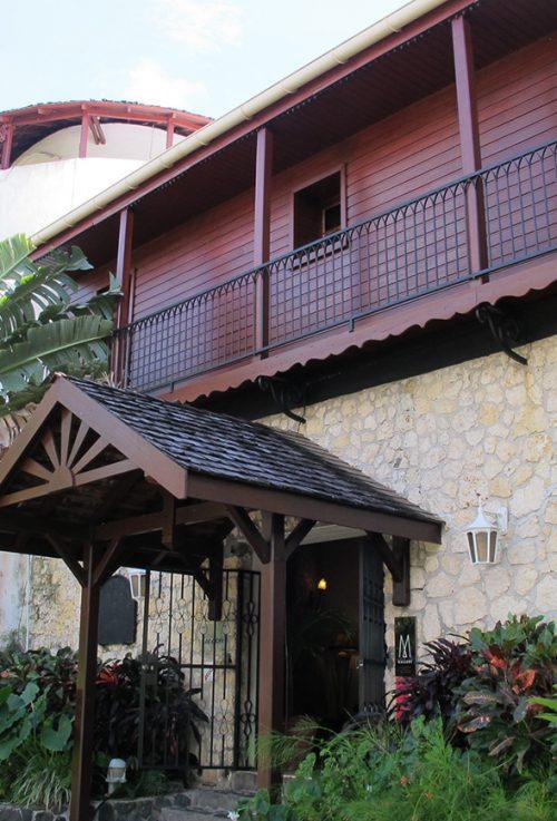 Auberge de la Vieille Tour Hotel 4 étoiles Le Gosier en Guadeloupe