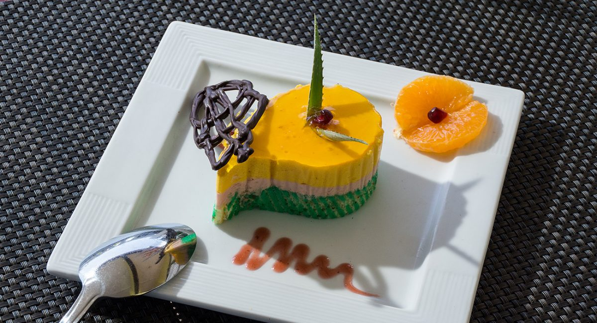 Dishes of Auberge de la Vieille Tour Restaurant's located in Le Gosier