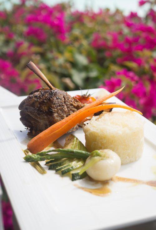Auberge de la Vieille Tour Hotel 4 étoiles Le Gosier en Guadeloupe Restaurant et Bar